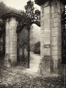 Erbrecht - Eingang Hofgarten Residenz Wuerzburg - SW