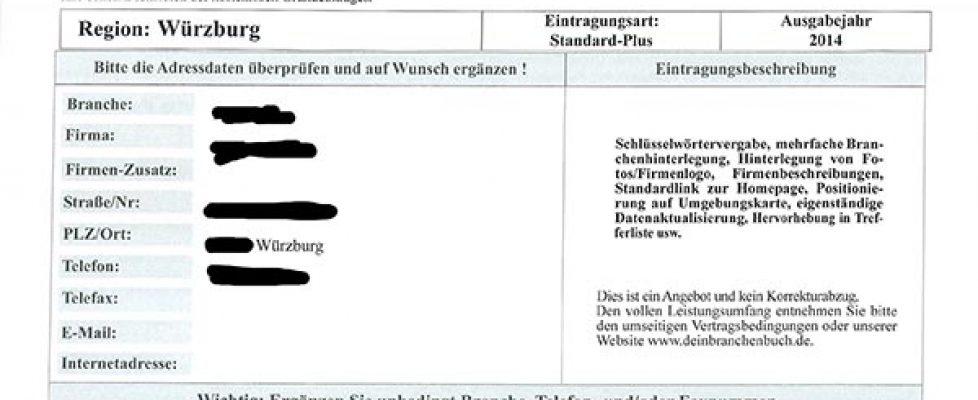 Abofalle: deinbranchenverzeichnis.de